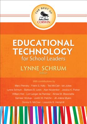 Educational Technology for School Leaders By Schrum, Lynne M. (EDT)