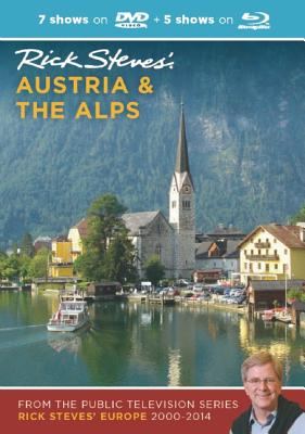 [DVD] Rick Steves' 2000-2014 Austria & the Alps Dvd & Blu-ray By Steves, Rick